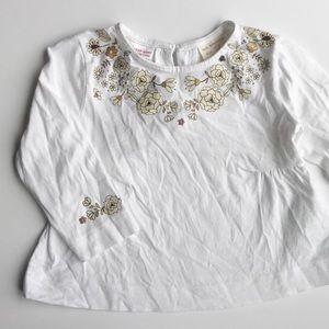 Other - Zara Baby Long Sleeve Top